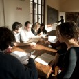 """La Scuola Normale bandisce per l'anno accademico 2012-2013 un concorso per la copertura di 32 posti di """"allievo del corso di perfezionamento (PhD)"""" della Classe Accademica di Scienze Matematiche, Fisiche e Naturali (Classe di Scienze), e per 34 posti di allievo del corso di perfezionamento (PhD) della Classe Accademica di Lettere e Filosofia (4 di questi ultimi riservati a cittadini extra Unione Europea). I posti di Scienze sono suddivisi nelle seguenti discipline: 3 posti in Biofisica Molecolare; 4 in Chimica; 7 in Fisica; 4 in Fisica della Materia Condensata, di cui uno in collaborazione con l'Istituto Nanoscienze del Consiglio Nazionale […]"""