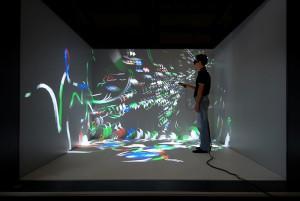 DREAMSLAB - sistema di realtà virtuale CAVE 3D