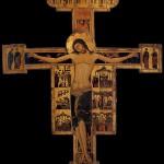 Maestro bizantino, crocifisso del museo nazionale di san matteo, pisa, 1230 circa