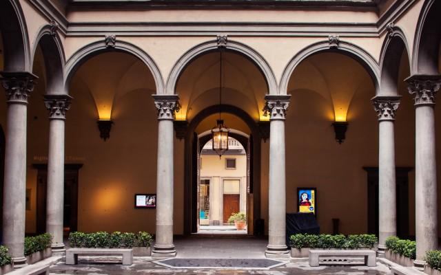Firenze, 21 ottobre 2014. La Scuola Normale ha inaugurato oggi il proprio Istituto di Scienze Umane e Sociali. A Firenze, a Palazzo Strozzi, l'Istituto inizierà le sue attività dal primo novembre, con l'arrivo dei suoi primi 14 allievi, la maggior parte proveniente dall'estero.