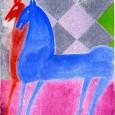 """""""Un'immagine sorprendente; Paladino tra arte e letteratura"""" è il titolo della mostra al Palazzo Blu di Pisa fino al 13 settembre, un viaggio attraverso miti e topos letterari, da Dante a Marco Polo, da Omero a Cervantes. Curata da Giorgio Bacci, è promossa dalla Fondazione Palazzo Blu in collaborazione con la Scuola Normale Superiore."""