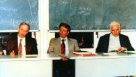 """Si intitola """" A Mathematical tribute to Ennio De Giorgi"""" il convegno organizzato in onore del grande matematico, scomparso 20 anni fa."""