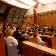 L'occasione è stata la presentazione, al Palazzo dei Gruppi in via di Campo Marzio a Roma, della proposta formativa delle tre scuole universitarie a circa 300 studenti del Lazio.