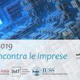 Fino al 29 aprile è possibile iscriversi alla giornata dedicata a imprese e mondo della ricerca delle Scuole universitarie Normale, Sant'Anna, IMT e Iuss, che si svolgerà a Lucca il 10 maggio. La partecipazione all'evento è gratuita.